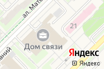 Схема проезда до компании АБВГдейка в Кольцово