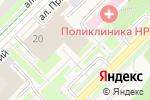 Схема проезда до компании Дионика в Кольцово