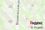 Схема проезда до компании Электра-Строй в Кольцово