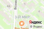 Схема проезда до компании PUPER.RU в Кольцово