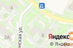Схема проезда до компании Биокор в Кольцово