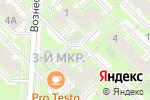 Схема проезда до компании Малая генерация в Кольцово