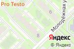 Схема проезда до компании Brow Bar & Make Up Studio в Кольцово