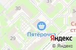 Схема проезда до компании Кенгу 24 в Кольцово