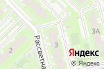 Схема проезда до компании Sibbeer в Кольцово
