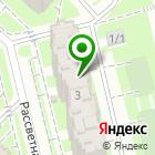 Местоположение компании ДОМОВЁНОК