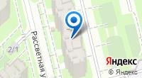 Компания Рассвет на карте