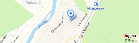 ИНТЕРВУД на карте Барышево