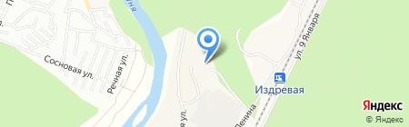 Детский дом на карте Барышево
