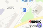 Схема проезда до компании Венера в Барышево