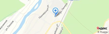 Барышевское сельпо на карте Барышево