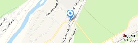 АЗС Гранд на карте Барышево