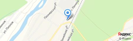 Холди Дискаунтер на карте Барышево