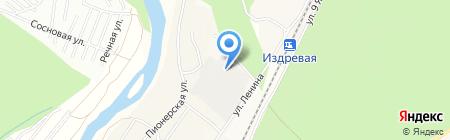 TM Griva на карте Барышево