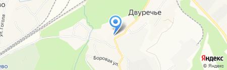 Сибирский колос на карте Барышево