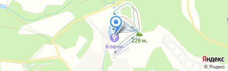 Бульон на карте Новосибирска
