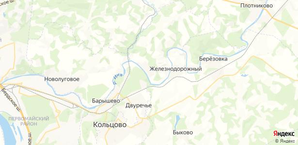 Издревая на карте