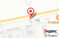 Схема проезда до компании Шиномонтажная мастерская в Чернореченском