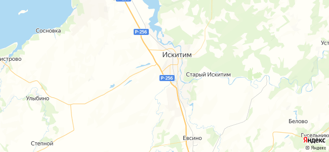 595 автобус в Черепаново
