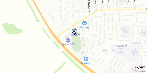 Катрина на карте Искитиме
