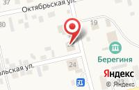 Схема проезда до компании Экспресс-оплата в Тальменке