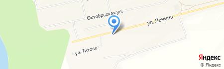 Фельдшерско-акушерский пункт на карте Тальменки