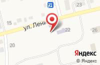 Схема проезда до компании Фельдшерско-акушерский пункт в Тальменке