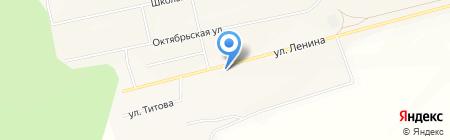 Искитимагропрод на карте Тальменки