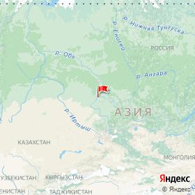 Weather station georgij777r in SNT Snegiri, Novosibirsk Region, Russia