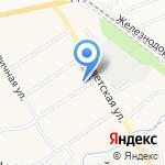 Магазин смешанных товаров на карте Новосибирска