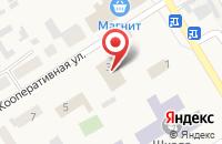 Схема проезда до компании Чернореченская сельская библиотека в Чернореченском