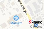 Схема проезда до компании Парикмахерская в Чернореченском