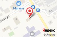 Схема проезда до компании Почтовое отделение в Чернореченском