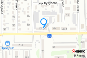 Однокомнатная квартира в Искитиме Чайковского ул, 47а