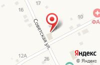 Схема проезда до компании Ольга в Дубровино