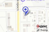 Схема проезда до компании ТРАНСПОРТНАЯ ФИРМА АВТОТРАНС в Искитиме
