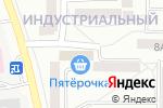 Схема проезда до компании Банкомат, Банк ГЛОБЭКС в Искитиме