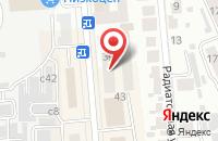 Схема проезда до компании Служба гражданской защиты населения г. Искитима по Новосибирской области в Искитиме
