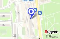 Схема проезда до компании МАГАЗИН ОБУВЬ в Искитиме
