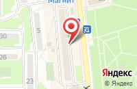 Схема проезда до компании Оптимэ+ в Искитиме