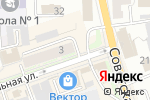 Схема проезда до компании Банкомат, Совкомбанк, ПАО в Искитиме