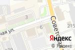 Схема проезда до компании МаЛыШоК в Искитиме
