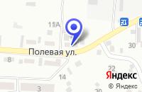 Схема проезда до компании ПТФ АГРОСТРОЙТРАНС в Искитиме