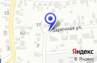 Схема проезда до компании МАГАЗИН ПРОДУКТЫ в Искитиме