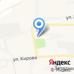 Мария-РА на карте Черепаново