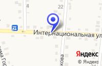 Схема проезда до компании АПТЕКА ФАРМАЦИЯ в Черепаново
