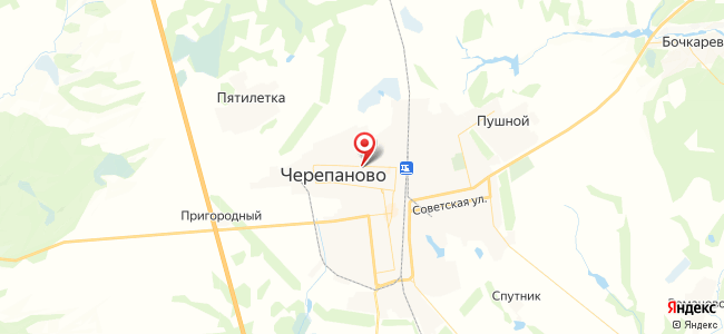 Черепаново