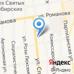 БирВайн на карте Черепаново