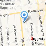 Вираж на карте Черепаново