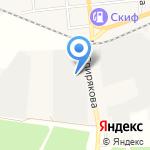 Энергия на карте Черепаново